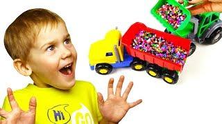 Kids Learn Colours FULL Education Video For Children
