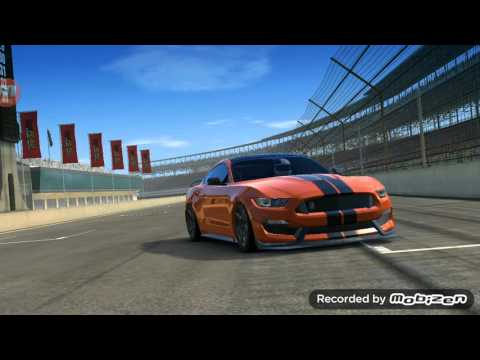 Real Racing 3: Ford Shelby GT350R Stage 3 Event!