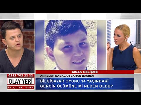 BLUE WHALE TÜRKİYE'DE! | TELEVİZYONDA ANLATTIM! thumbnail