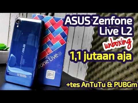 Zenfone Live L2 Unboxing