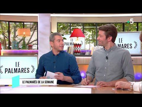 Le palmarès d'Antoine Genton - C l'hebdo - 23/06/2018