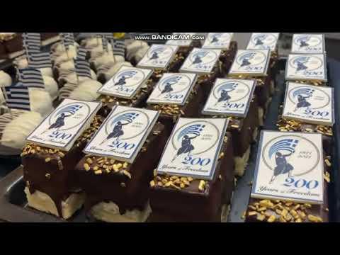 """Το """"Kalymnos Pastries""""στην Αδελαίδα γιορτάζει τα 200 χρόνια από την Επανάσταση του 1821."""