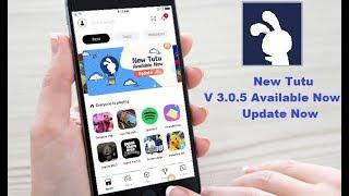 Обновление Tutuapp - новая версия tutuapp 3.0.5 теперь доступна