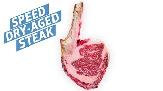 Can You Dry-Age a Steak In Only 3 Days? - You Can Do This!