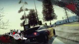 Burnout Paradise Xbox 360 Trailer - Welcome To Paradise City