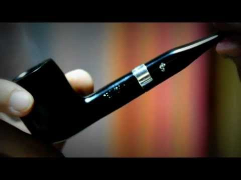 PIPE SMOKING : Peterson Twin Pipe Set : Ebony