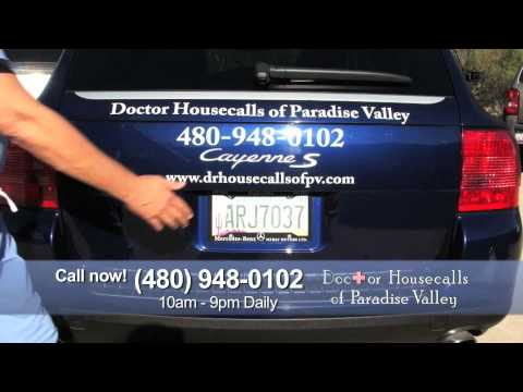 Doctor House Calls Paradise Valley