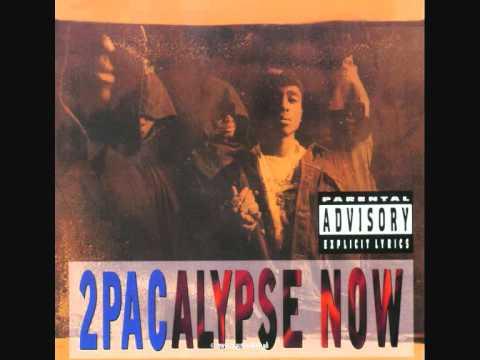 2PAC 2Pacalypse Now  Violent
