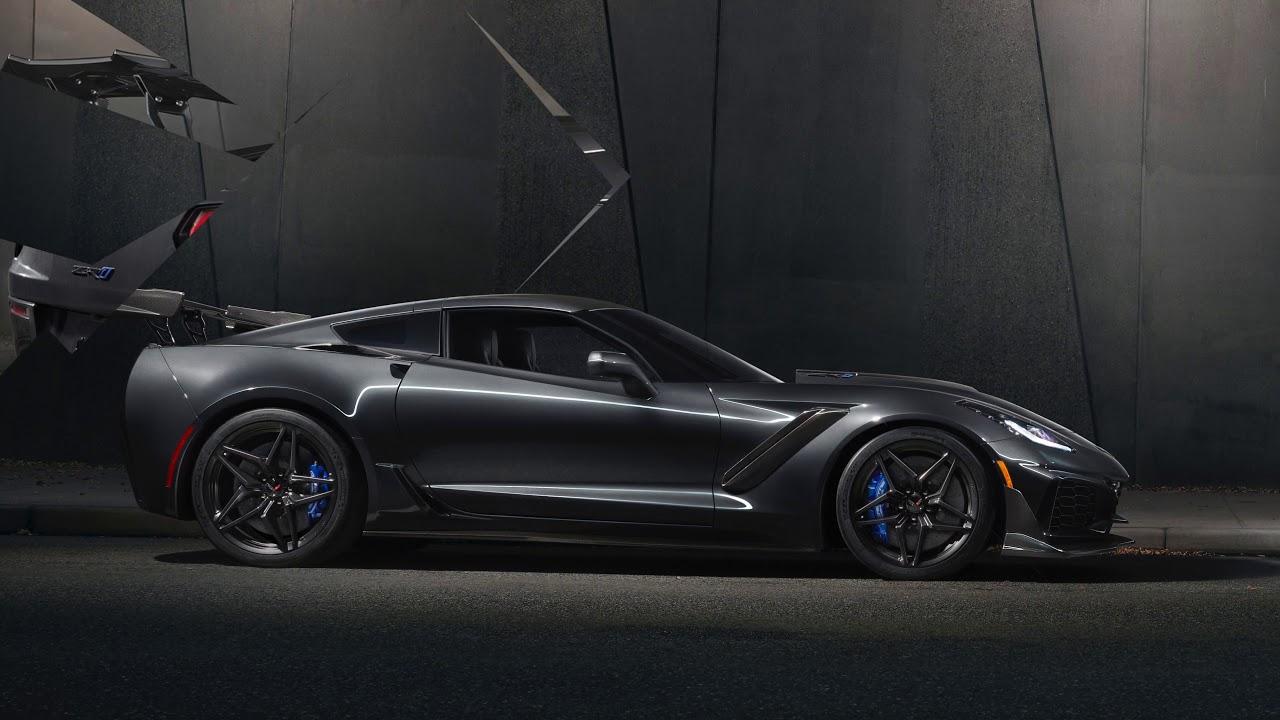 New Tesla Roadster & 2019 ZR1 Corvette!!! - YouTube