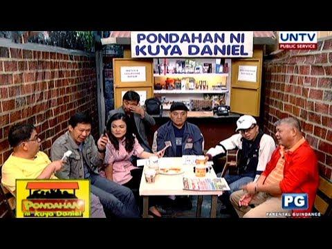 Pondahan ni Kuya Daniel (February 8, 2018)