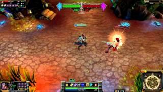 Full - Underworld Twisted Fate League of Legends Skin Spotlight