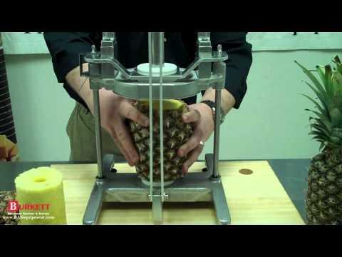 A Closer Look: Nemco Easy Pineapple Corer Peeler
