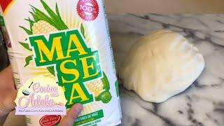 como preparar masa para tortillas de maiz