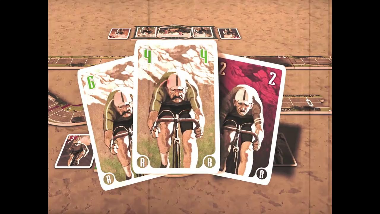 Trailer Flamme Rouge
