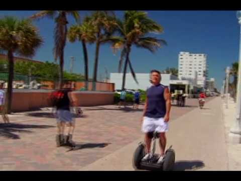 Segway  Hollywood Beach (FL) Tour