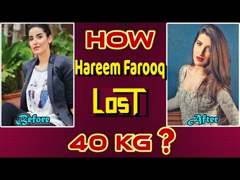 Hareem Farooq Weight Loss Secret Tips & Her Diet Plan To Lose Weight 🤔 | Heer Maan Ja?