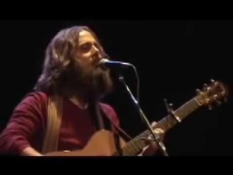 Iron & Wine - Pagan Angel and a Borrowed Car [LIVE VIDEO]
