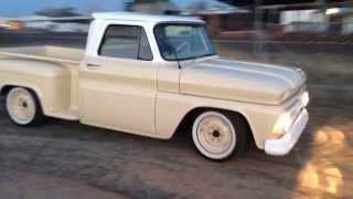 1964 c10 step side driving
