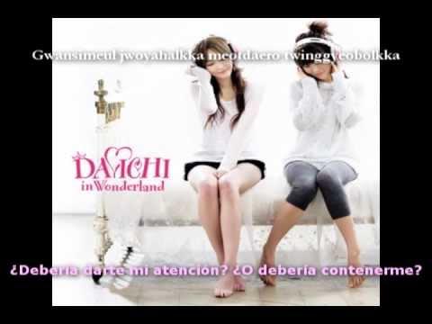 DAVICHI - [Davichi In Wonderland] 03 My Man [Esp+Rom]
