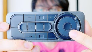 need more BUTTONS?【Wacom Expresskey Remote】