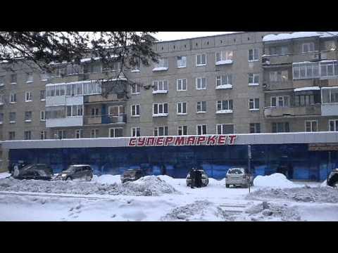 Город моего детства - Карпинск! (HD)