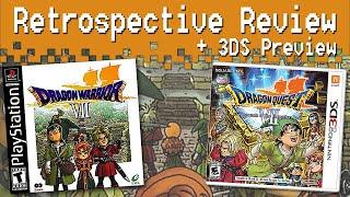Dragon Warrior VII Retrospective Review + 3DS Preview