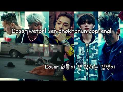 BIGBANG - Loser (karaoke/instrumental)