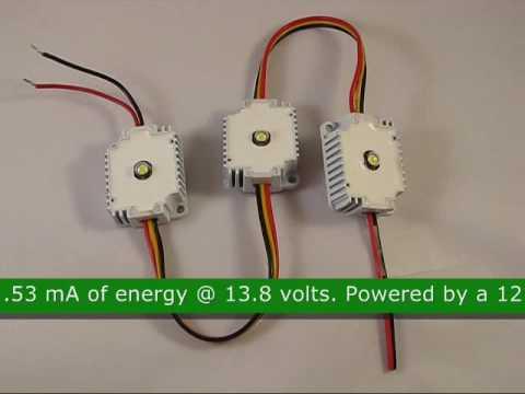 33943 3 watt module led light low voltage 12 volt d c youtube. Black Bedroom Furniture Sets. Home Design Ideas