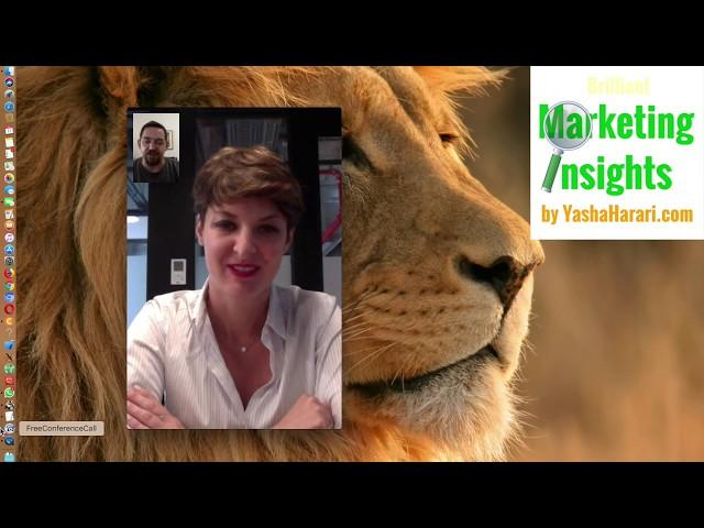 Blockchain Israel Founder/President on the Ecosystem - Crypto Marketing Insights