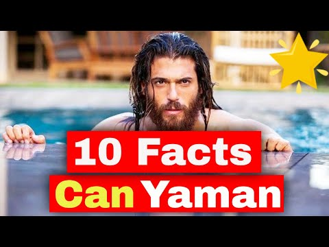 Can Yaman: 10 Unexpected Facts About The Star Of Erkençi Kus