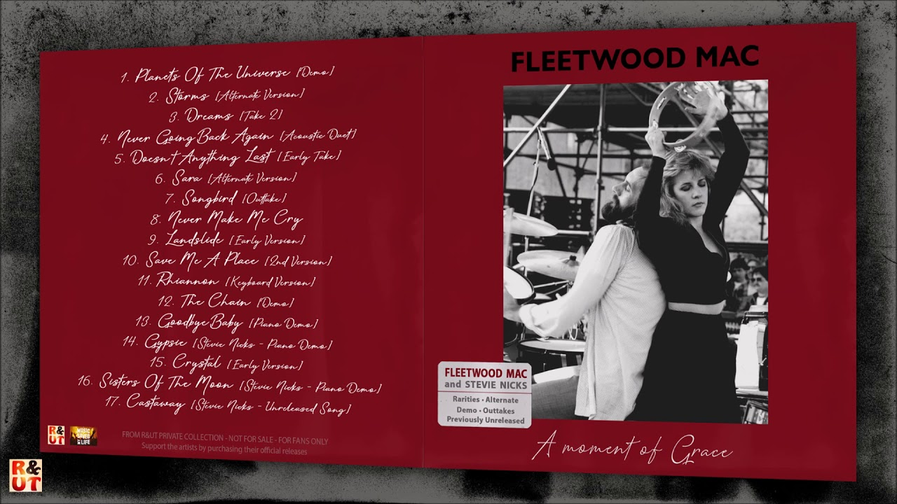 Moment Of Grace >> Fleetwood Mac A Moment Of Grace Unreleased By R Ut Youtube