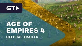 Age of Empires 4 - Official Gameplay Trailer | X019