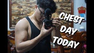 Episode 9: Quá SHOCK với máy ảnh mới cho ngày TẬP NGỰC   An Nguyen Fitness