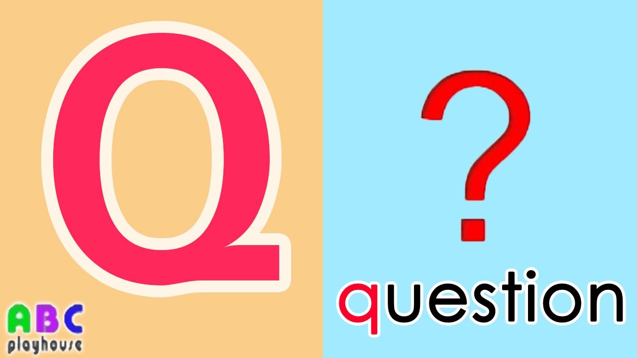 【中英字幕】ABC教學 第41集 Question|單字A-Z|YOYO|ABC Playhouse|兒童英文教學Learning English For Kids - YouTube