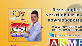 Roy Geerts - De FeestMedley (Carnaval 2016)
