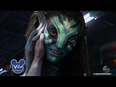 James Cameron Gives Us an Exclusive Look At Walt Disney World's Pandora — The World of Avatar