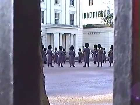 Changing the Guard London