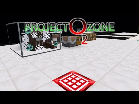 Project Ozone 2 Kappa Mode – AUTO EXTREME CRAFTING [E85] (Modded Minecraft Sky Block)