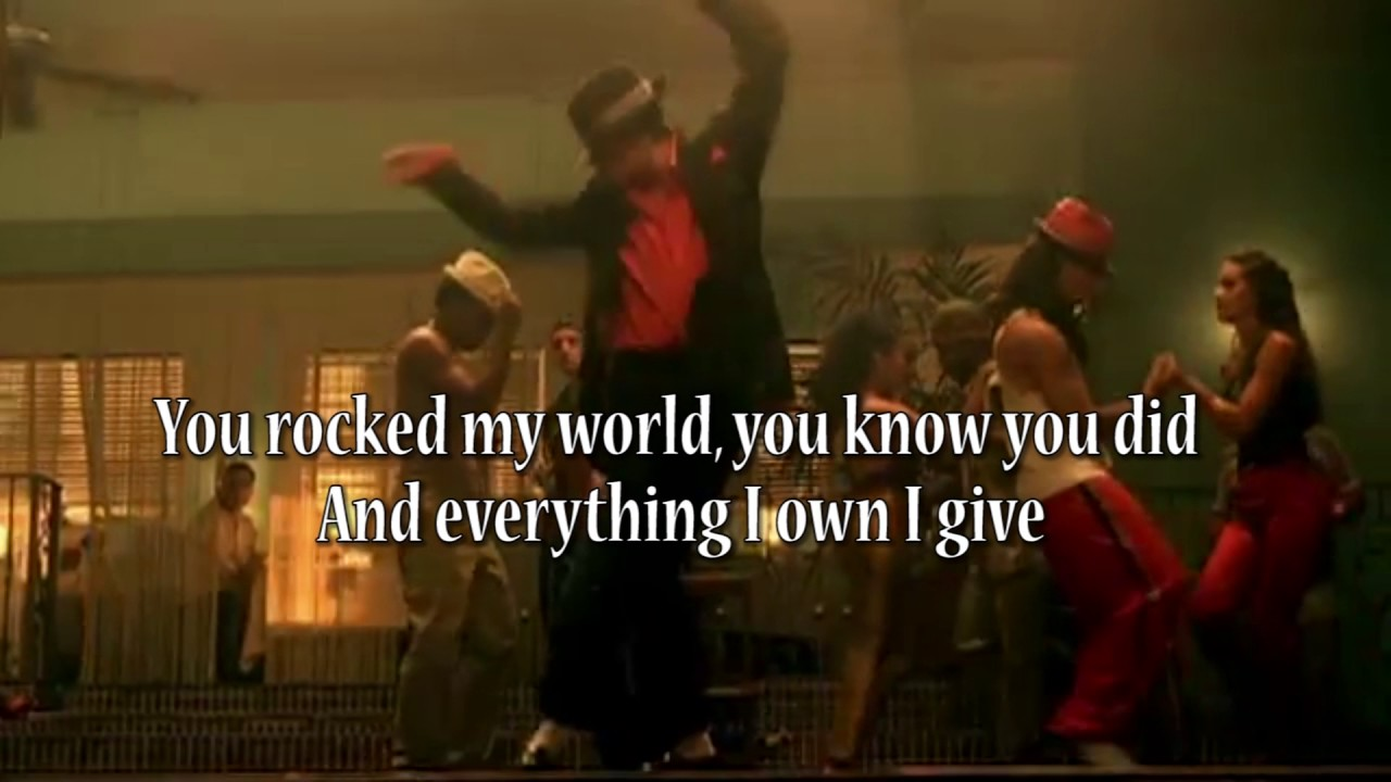Download You Rock My World - Michael Jackson Lyrics Official Video