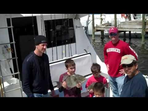 Captain Don McPherson takes Arkansas group on 6-hour fishing trip