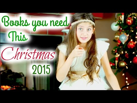 2015 Booklist : Books you need this Christmas!