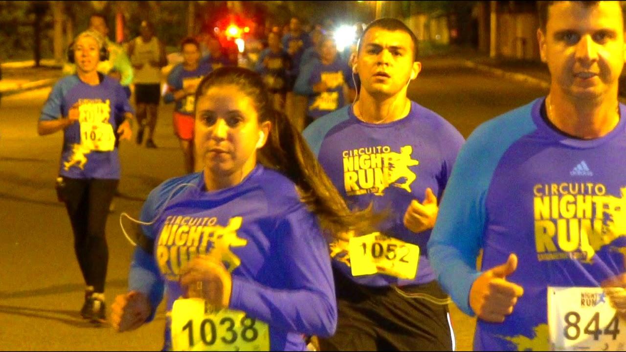 Circuito Night Run : Circuito night run lagos ª etapa saquarema youtube
