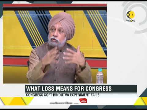 Congress soft Hindutva experiment fails: Watch special discussion on Gujarat elections result