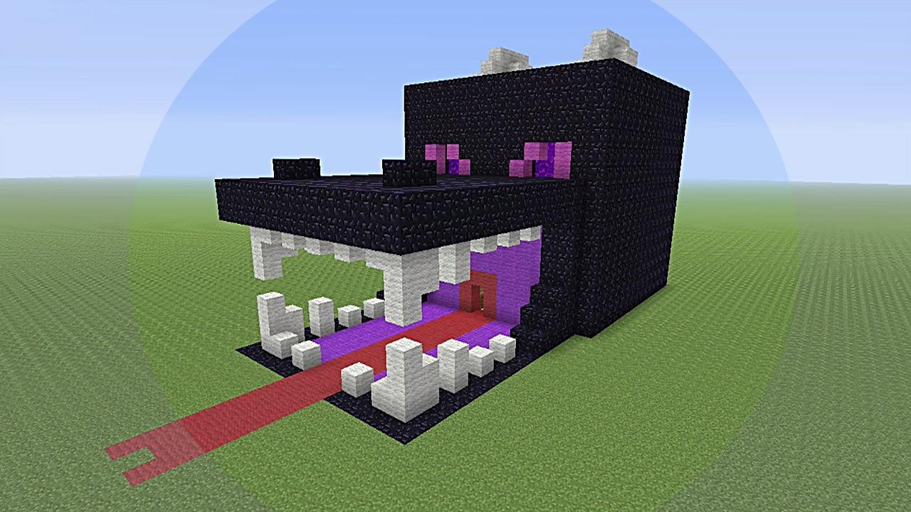 Minecraft como hacer una casa ender dragon en survival - Things to know when building a house ...
