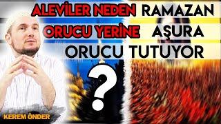 Aleviler neden Ramazan orucu yerine Aşura orucu tutuyor? / Kerem Önder