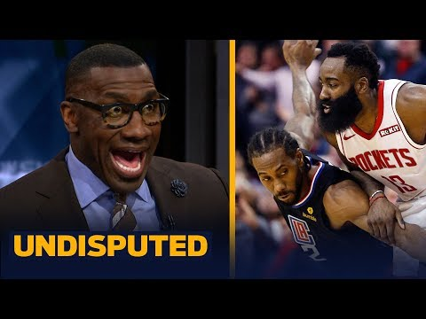 Kawhi Leonard should've taken it upon himself to lock down James Harden  Shannon | NBA | UNDISPUTED