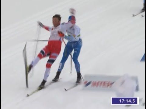 Dramatic and UNFAIR finish at Lahti Nordic Ski World Championship