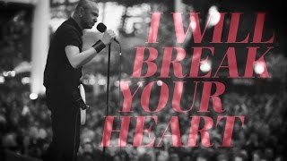 Danko Jones - I Will Break Your Heart (Lyric Video)