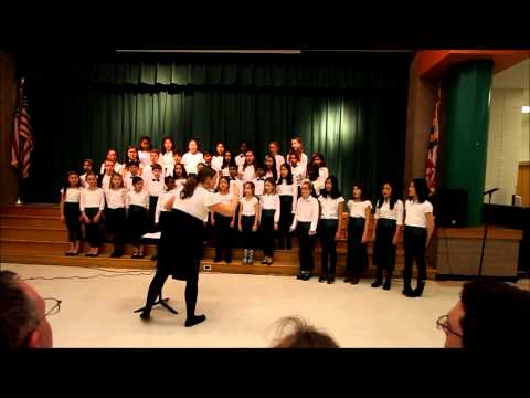 Ashley Cheung - Hollifield Station Elementary School - Winter Concert 1 of 3