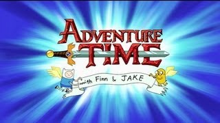 Hora de Aventura Opening - Latino -  Adventure Time HD